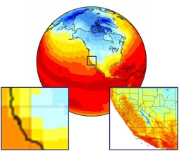 Accessing Climate Change Data and a Custom Panel Function for Filled Polygons