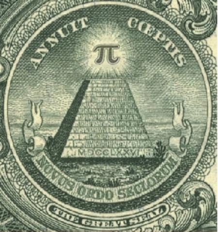 Betting on Pi