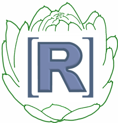 A logo for R?