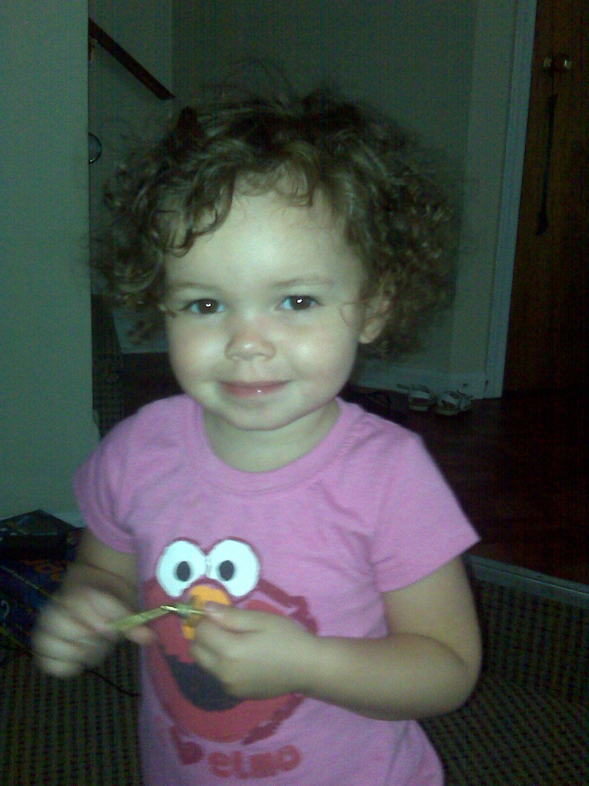 Recent picture of my niece Lily