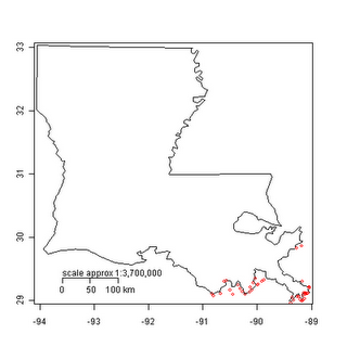 Plotting BP Oil Spill Testing Data using R