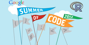 Google Summer of Code with R