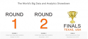Free R-User Discount Code – TEXATA 2014 Big Data World Championship