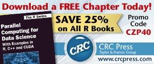 CRC R books series