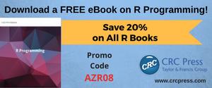 CRC R books series